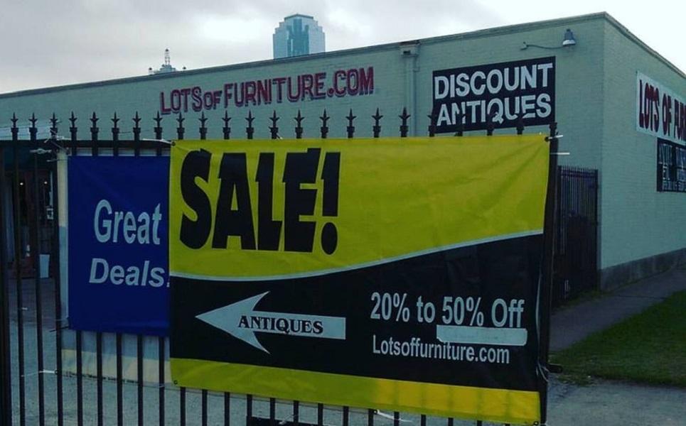 sale-sign-on-gate