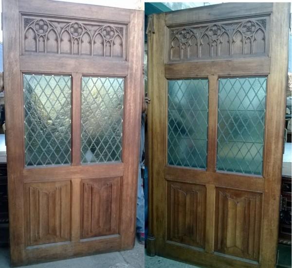 gothic doors 2