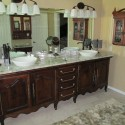 Long time customer and friend, Dale has transformed two rooms! Click the picture to see more.