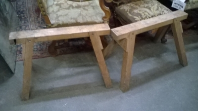 15K10 PAIR OF HARDWOOD SAW HORSES.jpg