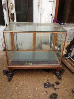15K24838 SMALL 2 DOOR GLASS AND WOOD SHOWCASE.jpg