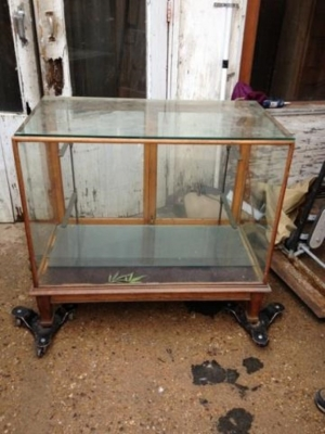 15K24838 SMALL 2 DOOR GLASS AND WOOD SHOWCASE.jpg
