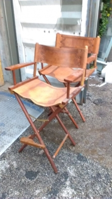 15K24988 PAIR OF AS IS DIRECTORS CHAIRS.jpg