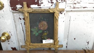 15K25022 GILT TWIG FRAMED FLOWER.jpg