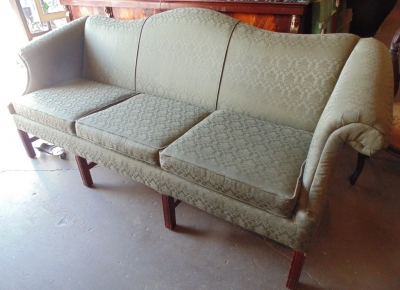 14D142 NOT OLD SOFA $375.00
