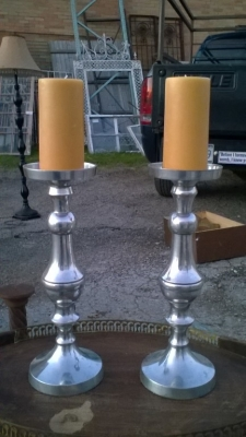 15L21031 PAIR OF SILVER CANDLE STANDS with candles (3).jpg