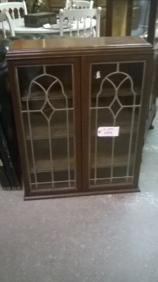 16B06015 ENGLISH GLASS DOOR CABINET.jpg