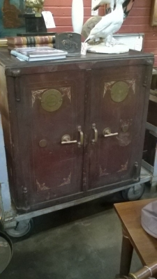 36 87230 ANTIQUE 19TH CENTURY DOUBLE DOOR SAFE- PHILLIPS AND SONS (1).jpg
