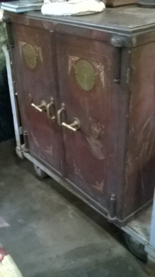 36 87230 ANTIQUE 19TH CENTURY DOUBLE DOOR SAFE- PHILLIPS AND SONS (6).jpg