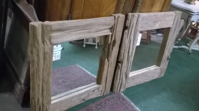 36-87208 PAIR OF DRIFTWOOD MIRRORS (2).jpg
