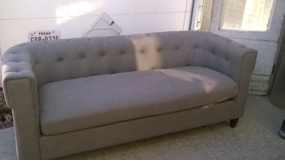 16B16218 MODERN GREY CHESTERFIELD SOFA 1 OF 3 (1).jpg