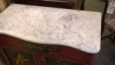 36-PAINTED MARBLE TOP NIGHT STAND (2).jpg