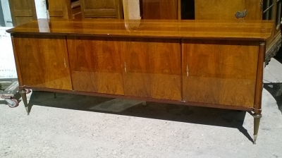 16C04010 LONG WALNUT MODERN SIDEBOARD (1).jpg