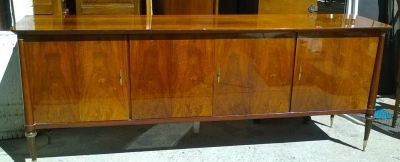 16C04010 LONG WALNUT MODERN SIDEBOARD (2).jpg