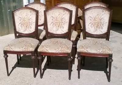 16C04034C SET OF 6 MAHOGANY CHAIRS (1).jpg