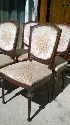 16C04034C SET OF 6 MAHOGANY CHAIRS (2).jpg