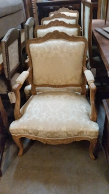 16C04033 SET OF 4 LOUIS XV ARM CHAIRS (1).jpg