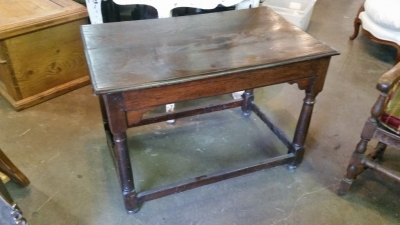 16C04061 EARLY OAK WORK TABLE WITH DRAWER (1).jpg