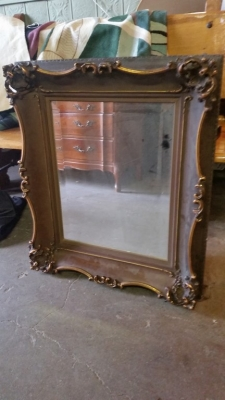 16C04094C GILT BRONZE FRAMED MIRROR.jpg