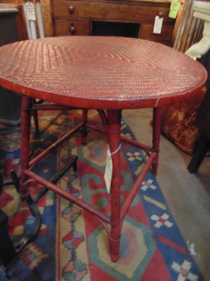 36 WICKER RED TABLE (1).JPG