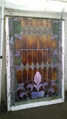 16C13009 LARGE ROOTBEER STAINED GLASS WINDOW (1).jpg