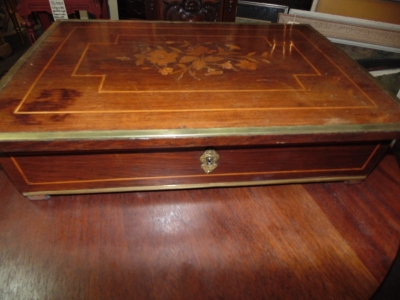 36 Inlaid box with mirror turn of the century (3).jpg