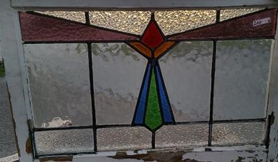 16C19200C LARGE GEOMETRIC STAINED GLASS WINDOW (1).jpg