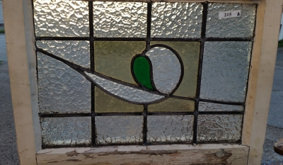 16C19215A PUNCUATION MARK STAINED GLASS WINDOW.jpg