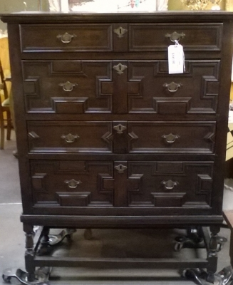 16C23955 JACOBEAN CHEST OF DRAWERS.jpg