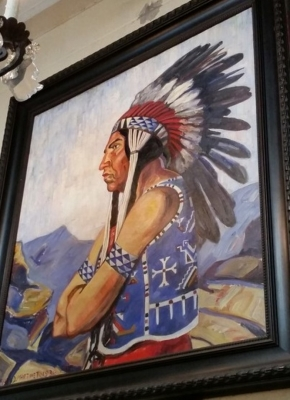 16D01 INDIAN CHIEF OIL PAINTING.jpg