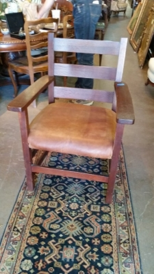 16D03 MISSION STYLE CHAIR (2).jpg