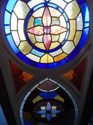 36 SET OF 4 STAINED GLASS (4).JPG
