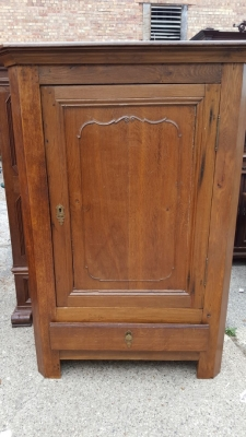 16D08016A EARLY CANTED CORNER CABINET WITH DRAWER (1).jpg
