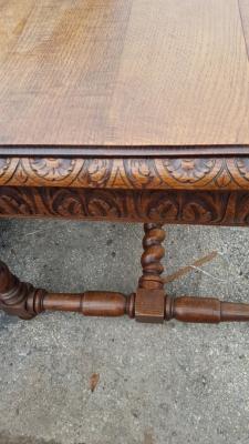 16D08031 BARLEY TWIST OAK LIBRARY TABLE (3).jpg