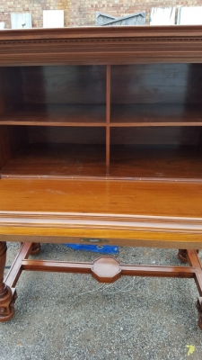 16D08049 CARVED CLASSICAL SCENE BAR OR ALTER CABINET (7).jpg