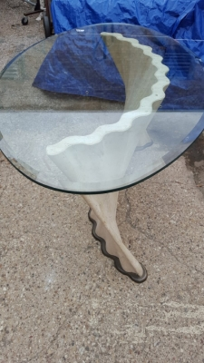 16D08050 CURVED AND RIBBED MARBLE TABLE BASE (3).jpg