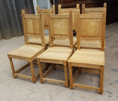 16D15079 SET OF 6 RUSTIC OAK CHAIRS (1).jpg