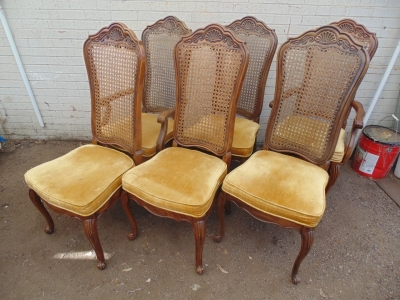 13A27250 SET OF 6 CANED BACK CHAIRS (2) - Copy.JPG
