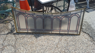 16E20011 SET OF 3 LEADED GLASS TRANSOMS (2).jpg