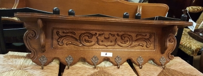 16E20006 SMALL COUNTRY FRENCH HALL RACK.jpg