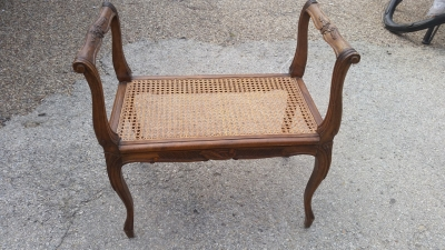 16E20 LOUIS XV CANED SEAT BENCH (1).jpg