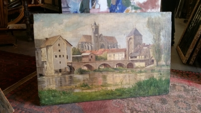 16G01044 PAINTING OF MANSION.jpg