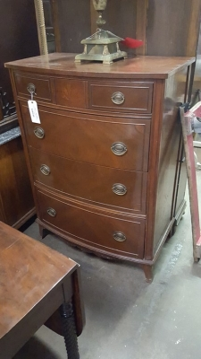 16G12220 4 DRAWER DUNCAN PHYFE CHEST .jpg