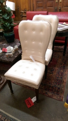 16G12213 WHITE SIDE CHAIRS WITH NAILHEAD TRIM.jpg