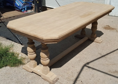 16H07050 CANTED CORNER RAW TRESTLE TABLE (4).jpg
