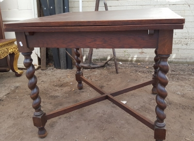 16H07053 BARLEY TWIST SQUARE DRAW LEAF TABLE (4).jpg