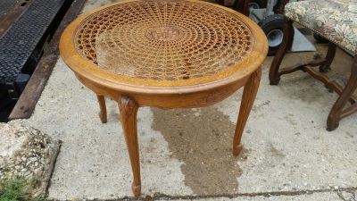 16H17004 LOUIS XV CANED AND GLASS TOP COFFEE TABLE  (1).jpg