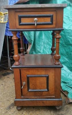 16H17006 MARBLE TOP MAHOGANY LAMP TABLE  (38).jpg