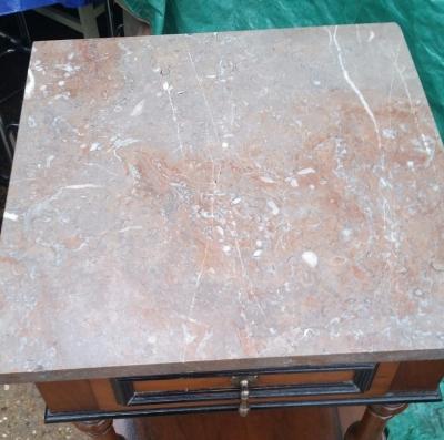 16H17006 MARBLE TOP MAHOGANY LAMP TABLE  (42).jpg