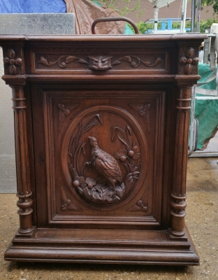16H17023 CARVED OAK JAM CABINET (1).jpg